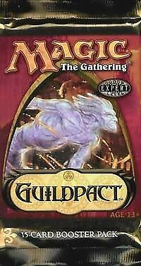 Guildpact Booster Pack (ENGLISH) FACTORY SEALED BRAND NEW MAGIC MTG ABUGames