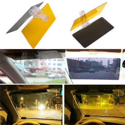 Tac Visor Daytime Night Anti Glare Visor Driving HD Vision Car Sun Glasses Vison
