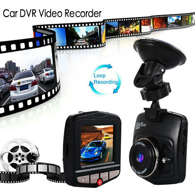 "2.4"" Dual Lens LCD Car DVR Camera Video Recorder Dash Cam G-Sensor Canada CA"