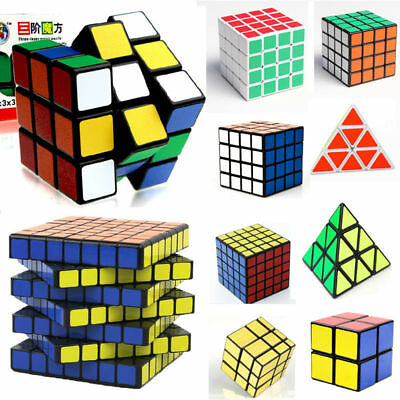 Magic ABS Ultra-smooth Professional Speed Cube Rubik's Puzzle Twist UK STOCK