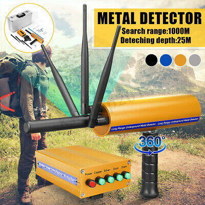 AKS Detective Handhold 3D Pro Metal/Gold/Gems Detector Long Range Diamond Finder