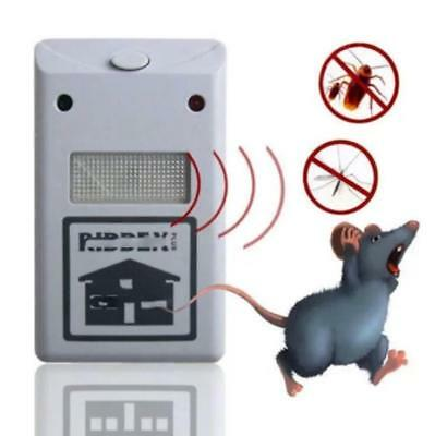 Ultrasonic Pest Repeller Plug In Pest Rodent Mouse/Mice/Rat/Spider/Insect