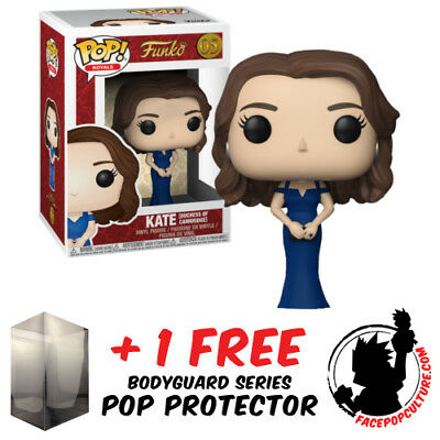 VINYL FIGURE #005 ROYAL FAMILY KATE THE DUCHESS OF CAMBRIDGE FUNKO POP
