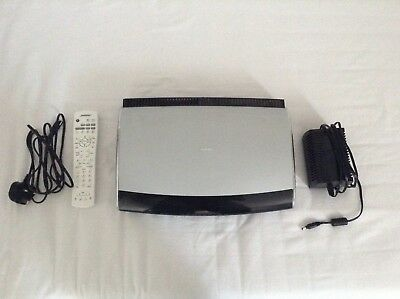 bose lifestyle 18 DVD player with remote and power supply adapter