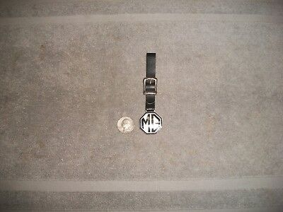 New Mg Crest Watch Fob