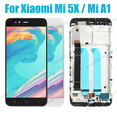 For Xiaomi MiA1/Mi 5X/Mi A1 LCD Display Touch Screen Digitizer Replacement+Frame