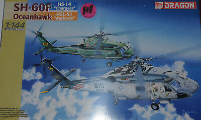 Dragon 1/144 Sh-60 F Us Navy Hs-14 & Hsl-51