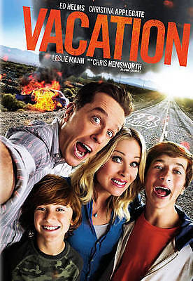 Vacation (Dvd, 2015) New (Amazing Dvd In Original Shrink Wrap!! Disc And Case Al