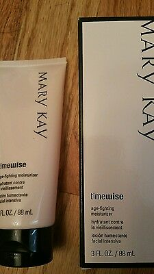 Mary Kay TimeWise Age-Fighting Moisturizer Normal Dry *FREE SHIPPING* NO BOX