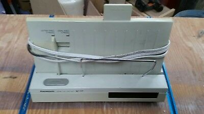 Used Working Panasonic KX-32P Automatic Hole Punch