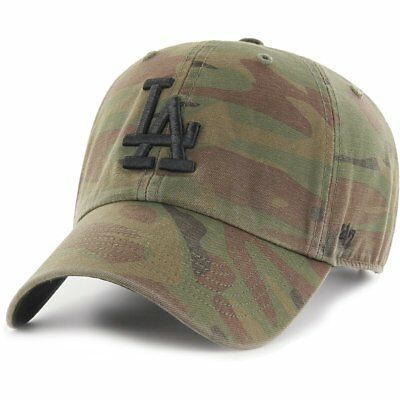 47 Brand Relaxed Fit Cap - REGIMENT Los Angeles Dodgers camo