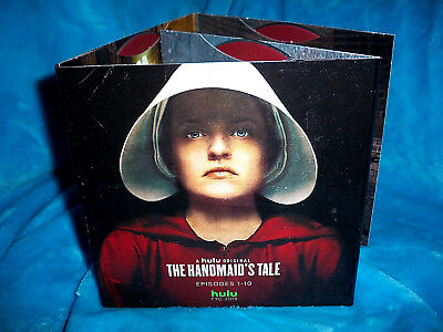 HANDMAID'S TALE Season 2 Two - 10 Episodes (Ep 1-10) - Emmy FYC 2018 HULU