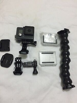 GoPro Hero Plus + LCD Screen Action Camcorder FAULTY