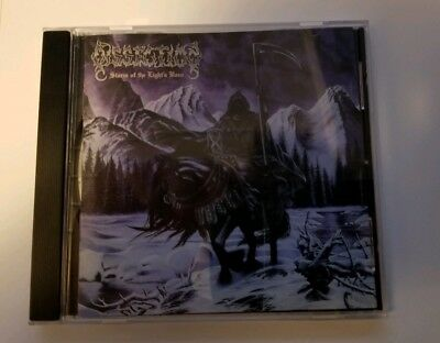 Dissection - Storm Of The Light's Bane (Original CD 1995 NBA)[1rst Pressing]