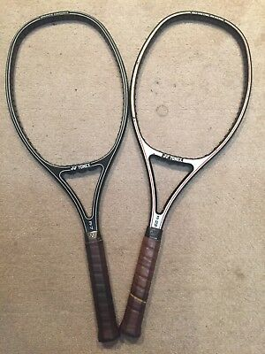 Pair of Yonex Recking Tennis Racquets R-7 & R-22: Get Both For One Price!