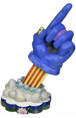 The Beatles Yellow Submarine Glove Shakems Bobble Head HAND Blue Meanie Statue