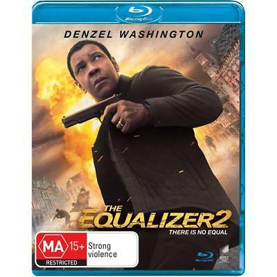 The Equalizer 2 (Blu-Ray, 2018)