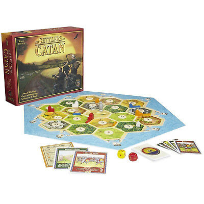 5-6 Player Extension for the Catan Board Game Base Set Expansion Settlers Of