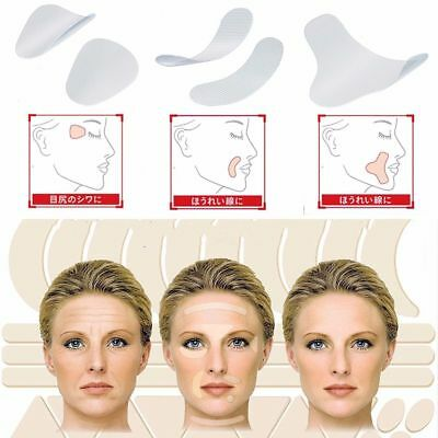 ReviteLAB Ultra Thin Facial Lift Patches for Wrinkles & Lines new