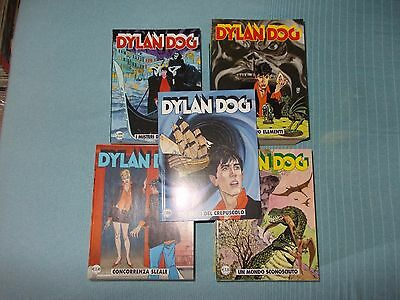 Dylan Dog Sequenza Originale Completa Dal 177 Al 220 Ottimi +++
