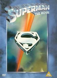 Superman The Movie (DVD, 2001) *New* FREE UK P&P