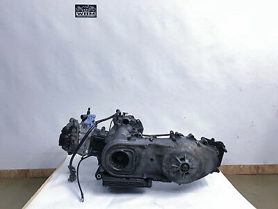 Piaggio MP3 125 FL (3) 09' Engine Motor Assembly