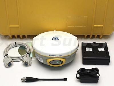Trimble 5800 GPS Rover Receiver 53620-46 450 - 470 MHz Radio 53618-46