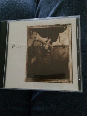 Pixies ‎– Surfer Rosa & Come On Pilgrim CD – CAD 803 CD VGC