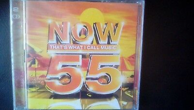 Now That's What I Call Music 55 Various Artists 2003 Double CD New Sealed
