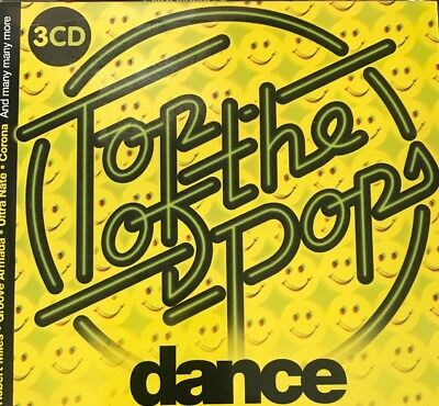 Various Artists - TOTP Dance - Various Artists CD Mint The Cheap Fast Free Post