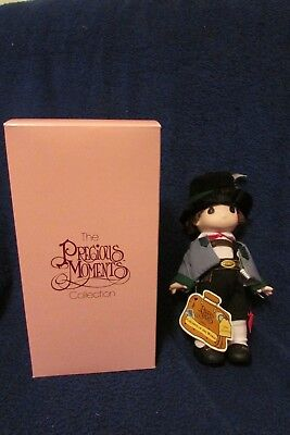 Precious Moments Children of The World Doll - Ollie