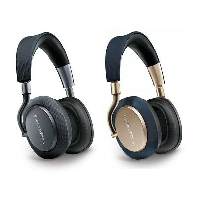 057d18b22b5 Bowers & Wilkins PX Active Noise Cancelling Wireless Bluetooth Headphones