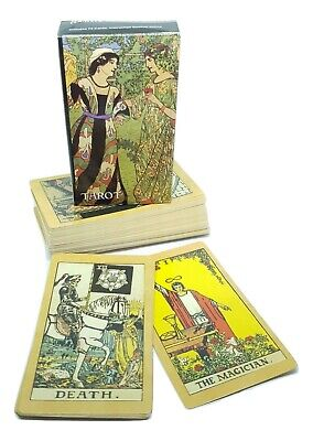 Tarot Cards English Rider Guidance of Fate Romany Deck Boxed Classic Cards UK