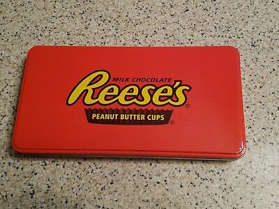 Reese's Tin - 4 Big Cup King Size - Empty