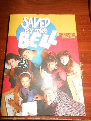 Saved By the Bell - Seasons 1  2 (DVD, 2003, 5-Disc Set)