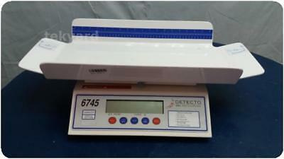 Detecto 6745 Digital Infant Scale @ (208976)