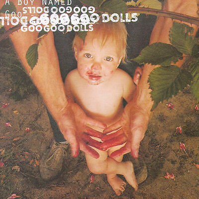 A Boy Named Goo by Goo Goo Dolls (CD, 1995, Warner/Metal Blade)