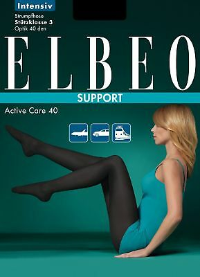 ELBEO SUPPORT Collant de contention intensive 40den - Taille 1/2/3/4/5