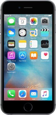 Apple iPhone 6s 4.7'' Single SIM 4G 32GB Grijs