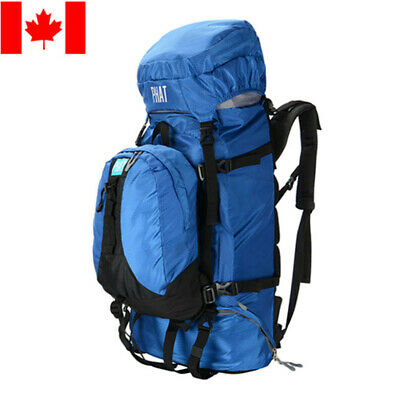 PHAT® 70L Camping Travel Rucksack Waterproof Sports Outdoor Backpack Hiking Bag