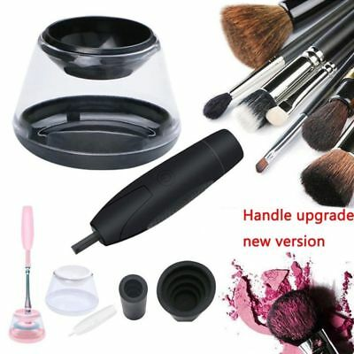 Make Up Brush Electric Cleaner Dryer Set Cosmetic Auto Cleaning Drying Washing