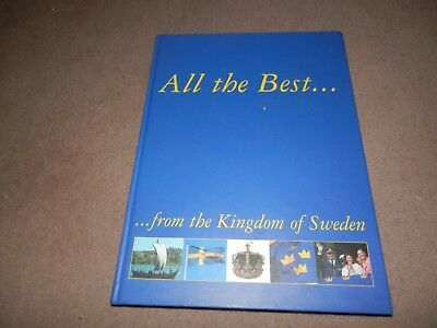 All the best from the Kingdom of Sweden Karl XII Queen Silva Goran Blome 2007