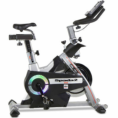 BH Spada 2 dual WH9355 indoor cycling. Fitness apps. Programas. Freno dual