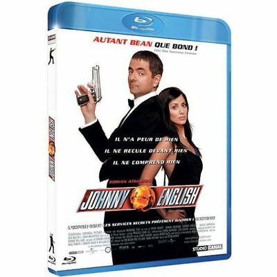 Blu Ray : Johnny English 1 - NEUF