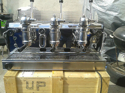 Gaggia America 3 group Handlever Vintage Espresso/Cafe Bar Machine   50s