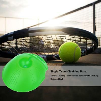 Tennis Training Tool Exercise Ball Sport Self-study Rebound Ball Trainer Device