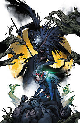 Raven Daughter Of Darkness #11 - Dc Universe - Release Date 02/01/19