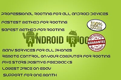 Professional Remote Root For all Android Smartphones(Universal)!!!!!