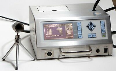 Met One 3315 Portable Airborne Particle Counter 1CFM Tested with Sampler
