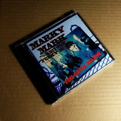 Marky Mark and the Funky Bunch - You Gotta Believe USA CD #AY03